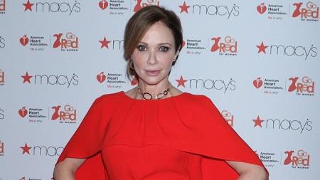 American actress Lauren Holly