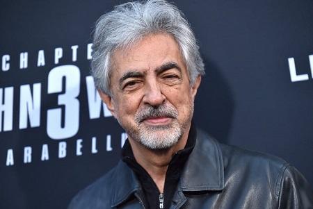 American actor Joe Mantegna