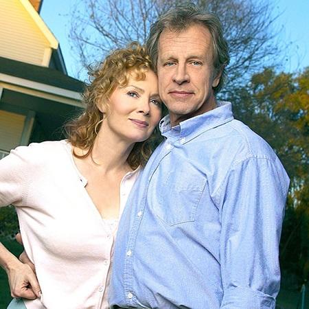 Jean Smart and her husband Richard Gilliland