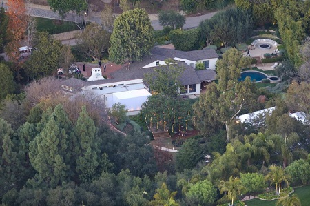 Candice Bergen sold her Beverly Hills house for $10.25 million