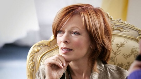 American actress Frances Fisher
