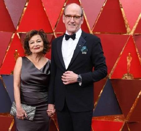 Richard Jenkins and wife Sharon R. Firedrick