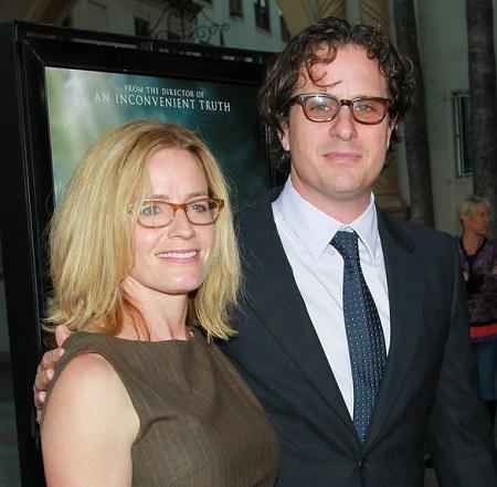 Elisabeth Shue and husband Davis Guggenheim