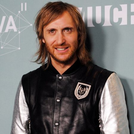 French DJ David Guetta