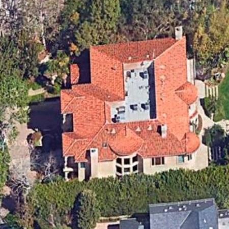 Ving Rhames' former house in Brentwood