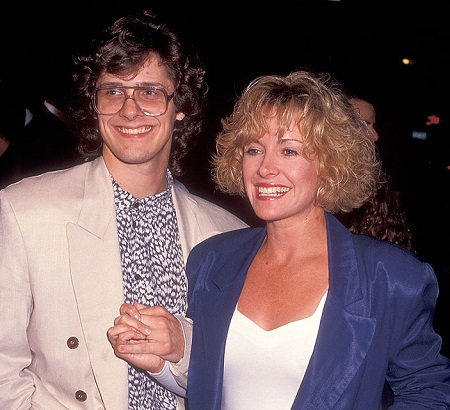 Catherine Hicks and husband Jevin Yagher