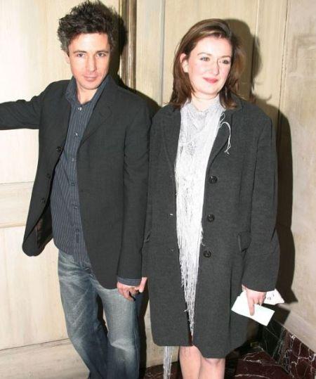 Gillen and wife Olivia O'Flanagan
