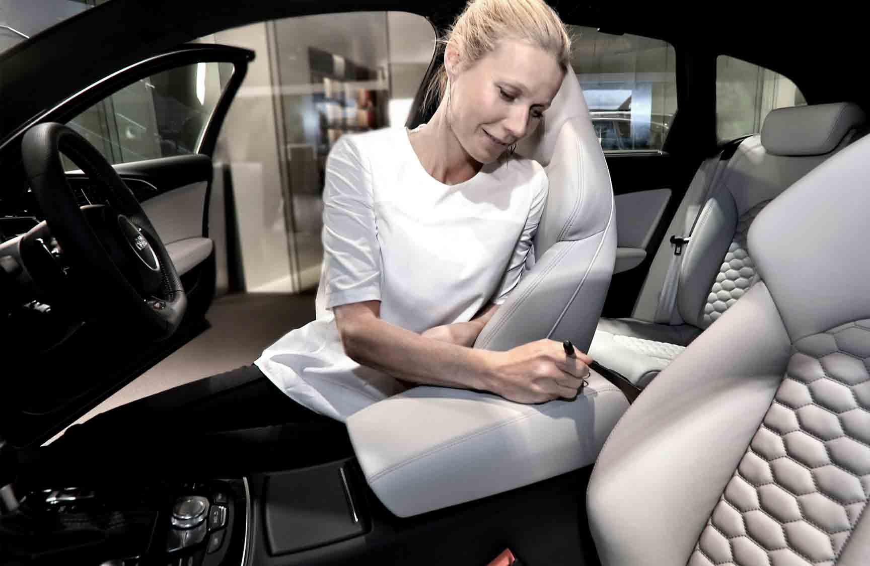 Gwyneth Paltrow Cars