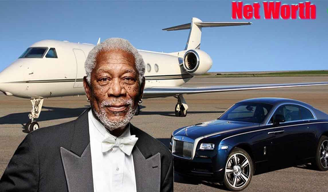 Morgan-Freeman's Net Worth