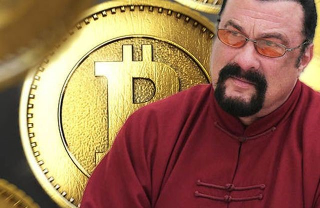 Steven Seagal Fined $300,000 After Not Disclosing His Cryptocurrency Earnings