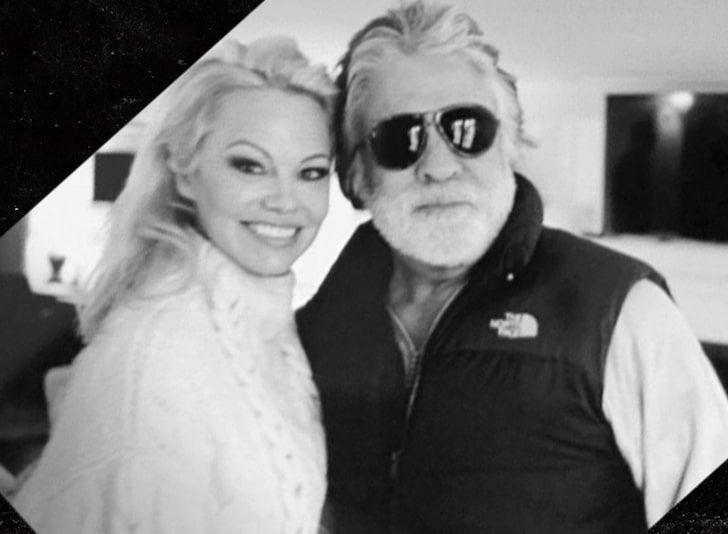 Jon Peters, Pamela Anderson Split Only 12 DAYS Of Marriage-Reason, MONEY
