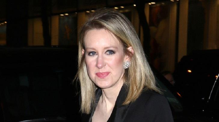 Elizabeth Holmes-Business, Net Worth, Husband, TV Shows, Age, Kids, Height